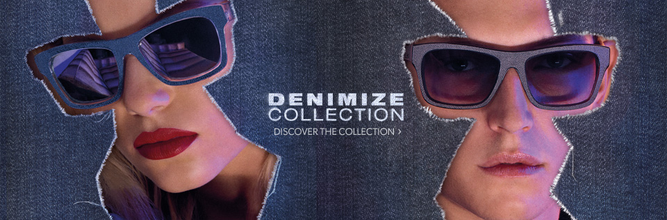 Banner of denim collection
